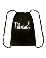 The Golf Father Drawstring Bag tile