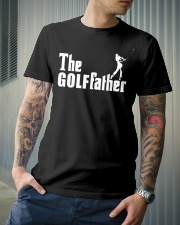 The Golf Father Classic T-Shirt lifestyle-mens-crewneck-front-6