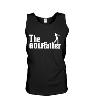 The Golf Father Unisex Tank thumbnail