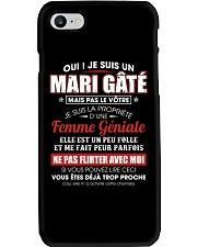 Je Suis Un Mari Gate Mais Pas Le Votre Phone Case thumbnail
