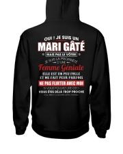 Je Suis Un Mari Gate Mais Pas Le Votre Hooded Sweatshirt thumbnail