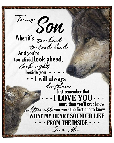 Son Wolf I Love You More Than You'll Ever Know