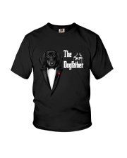 The DogFather Dachshund Youth T-Shirt thumbnail