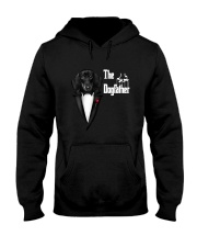 The DogFather Dachshund Hooded Sweatshirt thumbnail