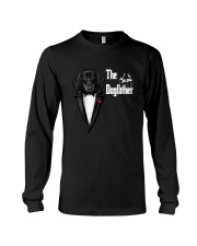 The DogFather Dachshund Long Sleeve Tee thumbnail