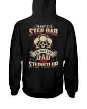 I'm Just The Dad That Stepped Up Hooded Sweatshirt thumbnail