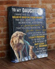 I Want U To Believe Deep In Heart Dad To Daughter 11x14 Gallery Wrapped Canvas Prints aos-canvas-pgw-11x14-lifestyle-front-09