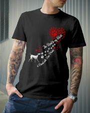 Dalmantian Road To My Heart Classic T-Shirt lifestyle-mens-crewneck-front-6