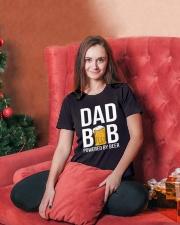 DAD BOB Ladies T-Shirt lifestyle-holiday-womenscrewneck-front-2