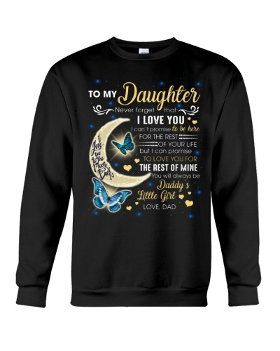 Daughter Half Moon Promise To Love U For The Rest