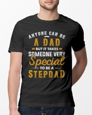 It Takes Someone Very Special To Be A Stepdad Classic T-Shirt lifestyle-mens-crewneck-front-13