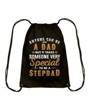 It Takes Someone Very Special To Be A Stepdad Drawstring Bag thumbnail