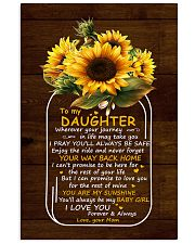You Are My Sunshine Mom To Daughter 11x17 Poster thumbnail