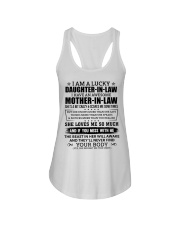 Lucky Daughter-In-Law HaveAn Awesome Mother-In-Law Ladies Flowy Tank thumbnail
