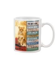 Lion- Never Forget That I Love U Mom-To-Son Mug thumbnail