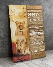 Lion- Never Forget That I Love You Mom-To-Son 20x30 Gallery Wrapped Canvas Prints aos-canvas-pgw-20x30-lifestyle-front-08