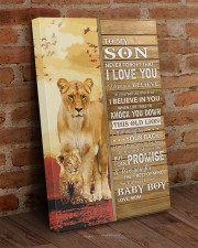 Lion- Never Forget That I Love You Mom-To-Son 20x30 Gallery Wrapped Canvas Prints aos-canvas-pgw-20x30-lifestyle-front-09