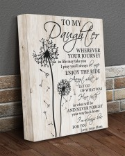 Whenever Journey In Life May Take U To Daughter 11x14 Gallery Wrapped Canvas Prints aos-canvas-pgw-11x14-lifestyle-front-10