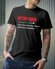 Step Dad Shirt Classic T-Shirt lifestyle-mens-crewneck-front-6