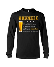 Drunkle Like An Uncle Only Way More Fun Long Sleeve Tee thumbnail