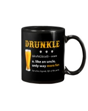 Drunkle Like An Uncle Only Way More Fun Mug thumbnail