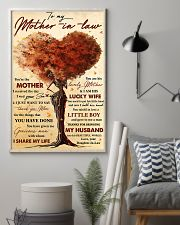 Thanks For Bringing My Husband Into This World 11x17 Poster lifestyle-poster-1