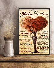 Thanks For Bringing My Husband Into This World 11x17 Poster lifestyle-poster-3