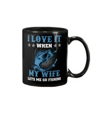I Love It When My Wife Lets Me Go Fishing Mug thumbnail