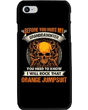 Before You Hurt My Granddaughter Phone Case thumbnail