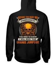 Before You Hurt My Granddaughter Hooded Sweatshirt thumbnail