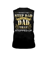 I'm Just The Dad That Stepped Up Sleeveless Tee thumbnail