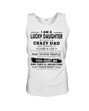 I Am A Lucky Daughter I Have A Crazy Dad Unisex Tank thumbnail