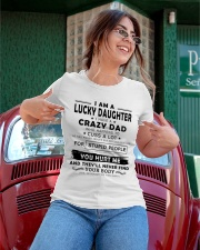 I Am A Lucky Daughter I Have A Crazy Dad Ladies T-Shirt apparel-ladies-t-shirt-lifestyle-01