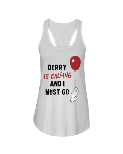 Derry is calling and I must go