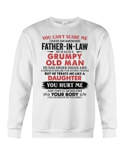 You Can't Scare Me I Have An Awesome Father-In-Law Crewneck Sweatshirt thumbnail