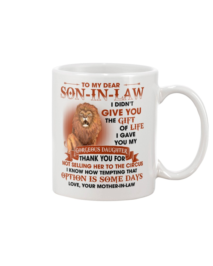 Son-In-Law I Gave My Daughter from Mother-in-law Mug