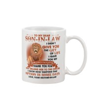 Son-In-Law I Gave My Daughter from Mother-in-law Mug front