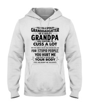 I Have A Crazy Grandpa Hooded Sweatshirt thumbnail