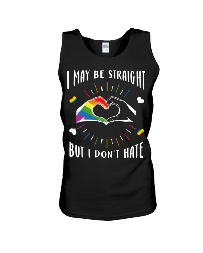 I May Be Straight But I Don't Hate