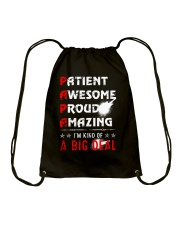 I'm Kind Of A Big Deal Drawstring Bag thumbnail