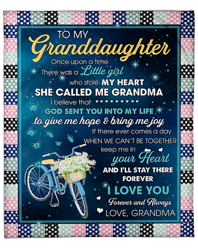 Granddaughter I Love You I'll Stay There Forever