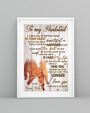 Husband You're The Most Beautiful Thing 11x17 Poster lifestyle-poster-5