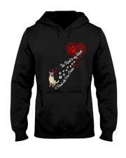 German shepherd Road To My Heart Hooded Sweatshirt thumbnail