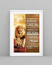 Lion- Never Forget That I Love You Mom-To-Son 11x17 Poster lifestyle-poster-5