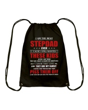 I'm The Best Stepdad Still Wanted These Kids Drawstring Bag thumbnail