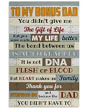 Bonus Dad -Thank you for steping in and become dad 11x17 Poster front