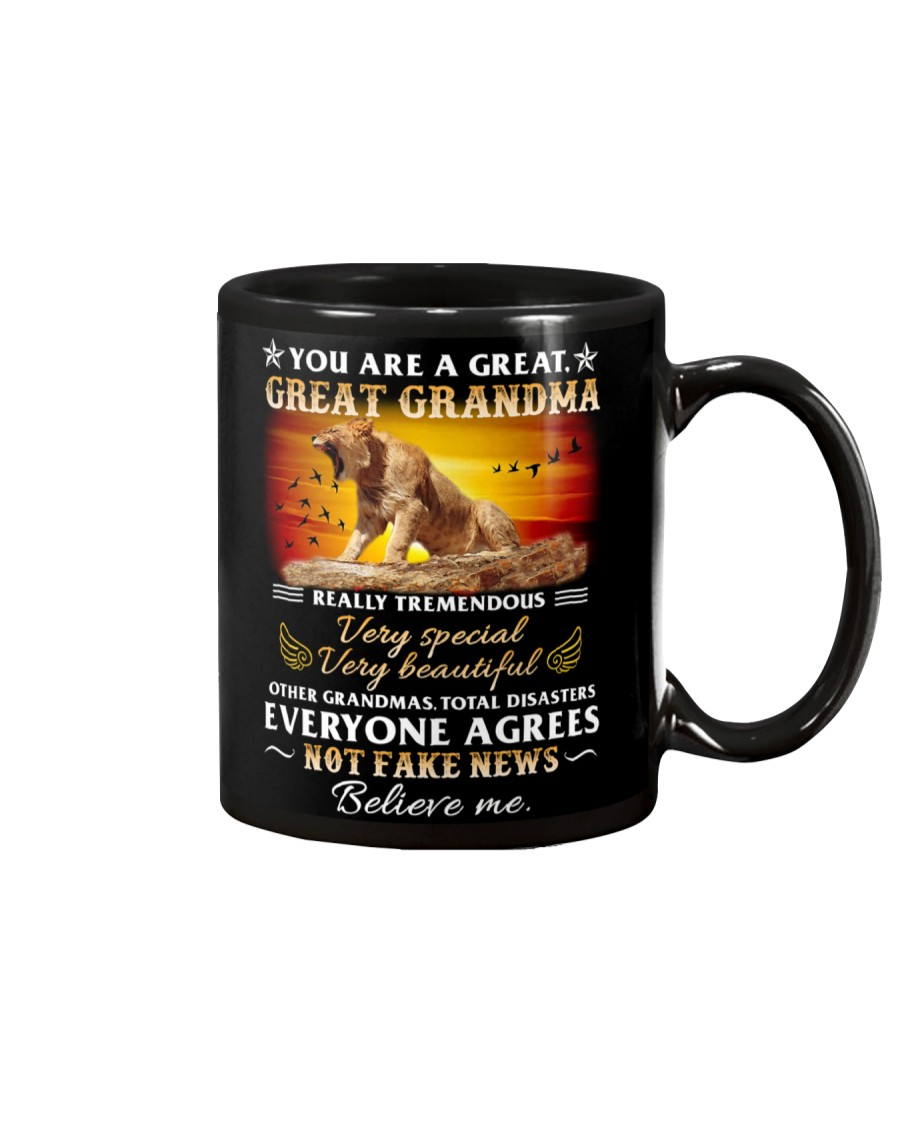 You Are A Great Grandma Very Special Mug