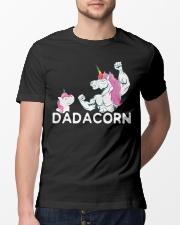 Dadacorn Classic T-Shirt lifestyle-mens-crewneck-front-13