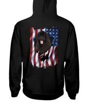 Ariege Pointer Flag Newfoundland Hooded Sweatshirt thumbnail