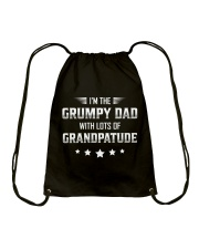I'm The Grumpy Dad Drawstring Bag thumbnail